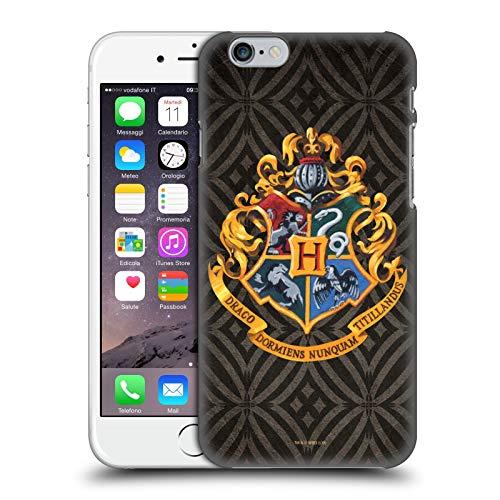 Head Case Designs Ufficiale Harry Potter Hogwarts Cresta Prisoner of Azkaban I Cover Dura per Parte Posteriore Compatibile con Apple iPhone 6 / iPhone 6s