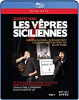 Vepres Siciliennes [Blu-ray] [Import]