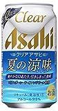 クリアアサヒ 夏の涼味 缶 350ml×24本