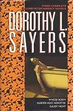 Best peter wimsey novels Reviews