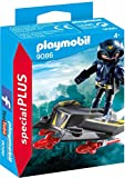 PLAYMOBIL Especiales Plus- Espía con Jet, única (9086)
