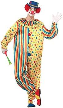 Forum Novelties Spots The Clown Costume Multi Standard