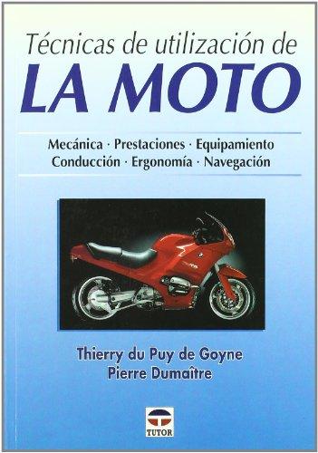 Técnicas de utilización de la moto