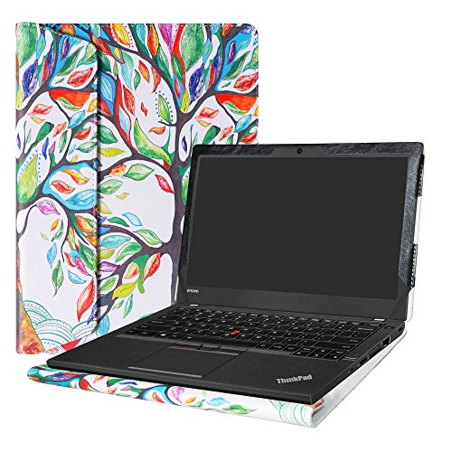 Alapmk Protective Case Cover For 12.5' Lenovo ThinkPad A275 A285 & ThinkPad X280 X270 X260 X250 X240 Laptop,Love Tree