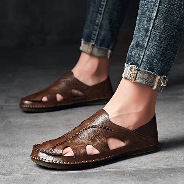 @Sandals Summer, New Men'S, Breathable Casual shoes, Fashion Trend, Men'S shoes, Soft Soles.