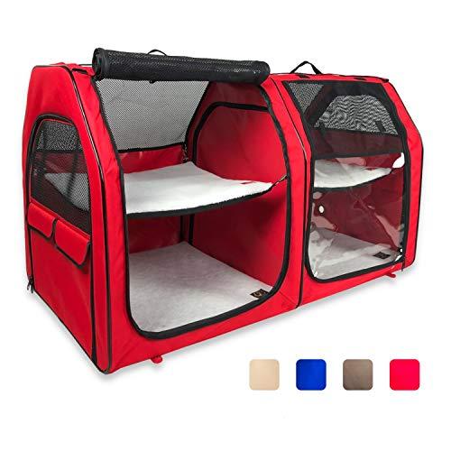 portable pet kennel - 1