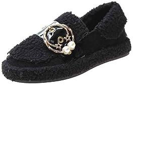 ZOSYNS Damesschoenen, winter, katoenen schoenen, modieus, casual, warm gevoerd, comfortabel, antislip, outdoorschoenen voo...