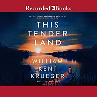 This Tender Land cover art