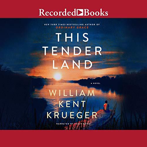 This Tender Land audiobook cover art