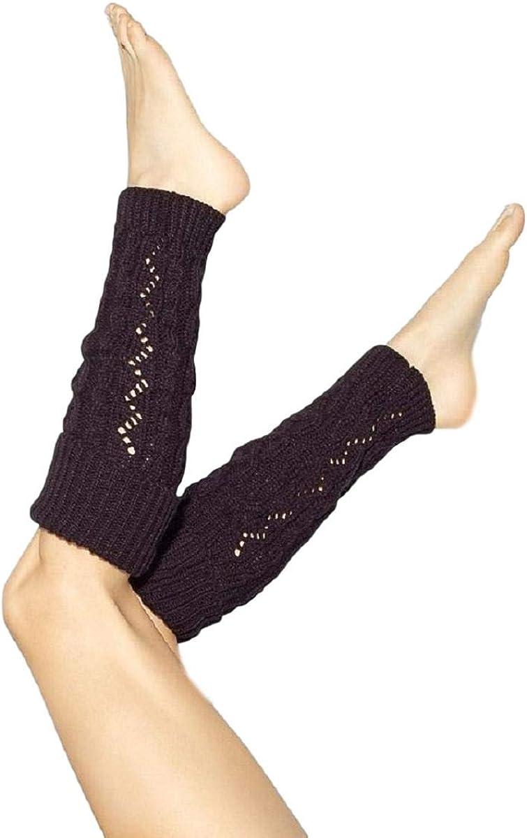 Simply Vera Vera Wang Womens Cable-Knit Leg Warmers
