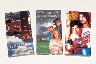 Suspense Thriller Collection #02 (3pk): Southern Cross, Temptation, Flesh and Bone