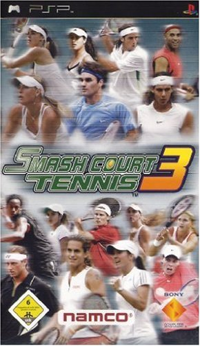 Smash Cout Tennis 3