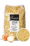 Minotaur Spices | Cebollas finamente picadas | 2 X 500g (1 kg) | Copos de Cebolla Seca