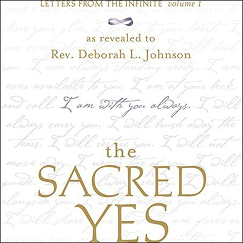 The Sacred Yes audiobook cover art