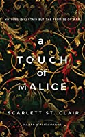 A Touch of Malice (Hades X Persephone)