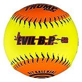 1 Dozen Evil Bp 12' Softballs - 52cor/.300 Compression AK Evil BP52 12...