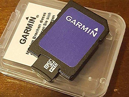 Garmin TOPO España v6 Pro microSD/SD Card Espagne 2017