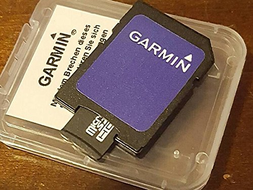 Garmin Topo España V6Pro microSD/SD Card Spanien 2017