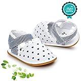 Morbuy Zapatos de Bebé, Unisexo Zapatos Bebe Primeros Pasos Verano...