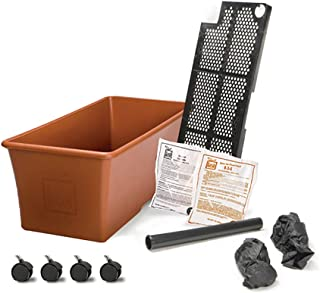 EarthBox 80155 Garden Kit, Organic, Terracotta