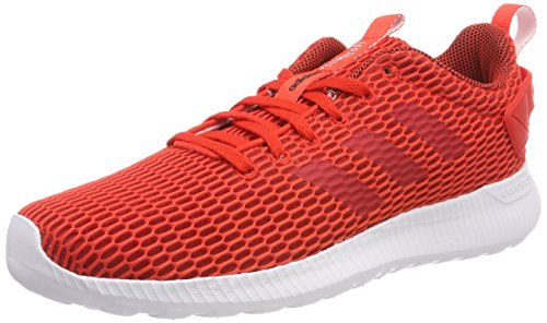 adidas CF Lite Racer CC, Zapatillas de Gimnasia Hombre, Rojo (Core Red S17/scarlet/ftwr White), 46 EU