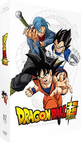Dragon Ball Super - Partie 2 - Ed. Coll. Limitée A4 (DVD)