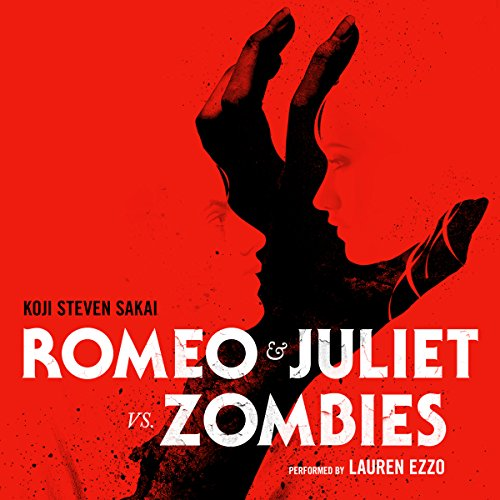 Couverture de Romeo and Juliet vs. Zombies