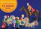 St. Martin feiern mit Emma und Paul - Bildkarten für unser Erzähltheater: Entdecken - Erzählen - Begreifen: Mit kleinen Kindern durch das Jahr. (Mit ... Jahr - Bildkarten für unser Erzähltheater)