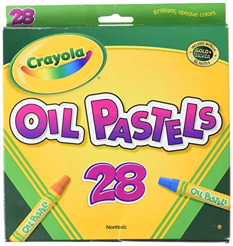 Crayola Oil Pastels28/Pkg
