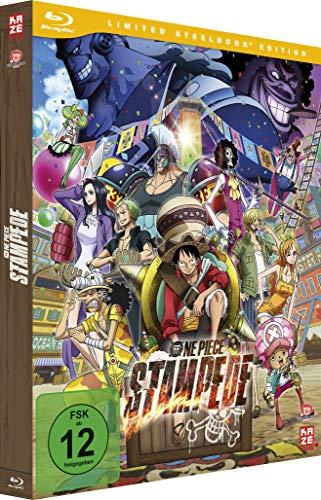 One Piece: Stampede - 13. Film - [Blu-ray] Limited Steelbook (Exklusiv bei Amazon.de)