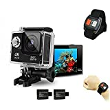 HTKJ Original Mini Ultra 4K HD1080P WiFi DV Action Sports Camera Waterproof Camcorder mit...