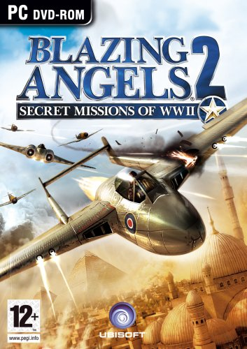 Ubisoft Blazing Angels 2 - Secret Missions of WWII (PC) vídeo - Juego (PC, Acción, E12 + (Everyone 12 +))
