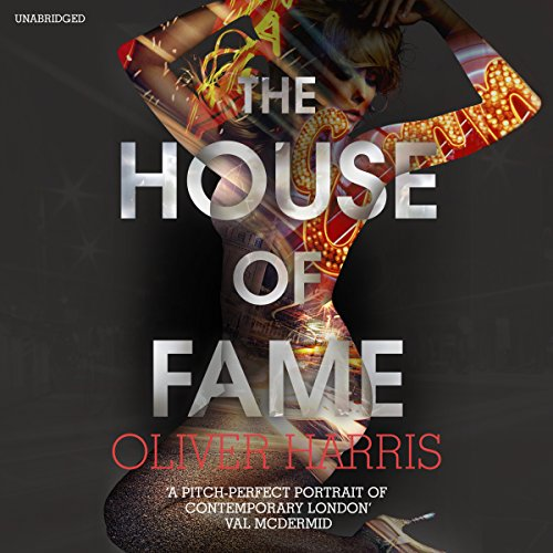 The House of Fame audiobook cover art