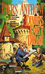 Cover of Demons Don't Dream