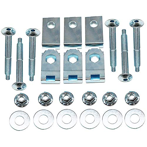 KIPA Truck Bed Mounting Hardware Kit for Ford F150 924-313 Durable Superior Reliability