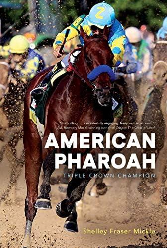 American Pharoah Triple Crown Champion product image