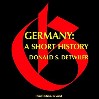 Germany, Third Edition: A Short History cover art