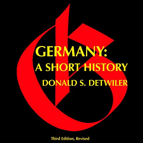 Germany, Third Edition: A Short History audiobook cover art