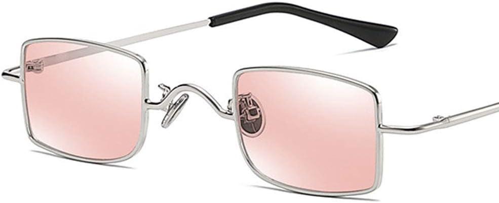 Reservation SFNJL Metal Sun Glassesstyle Fashion Punk Women Sunglasses Square Men Vi