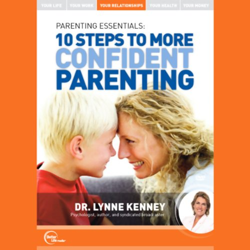 Parenting Essentials audiobook cover art