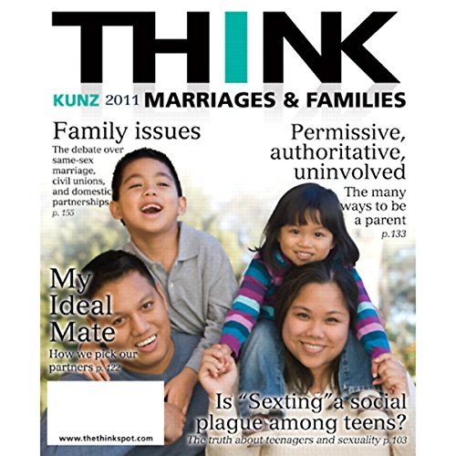 THINK Marriages & Families  audiobook cover art