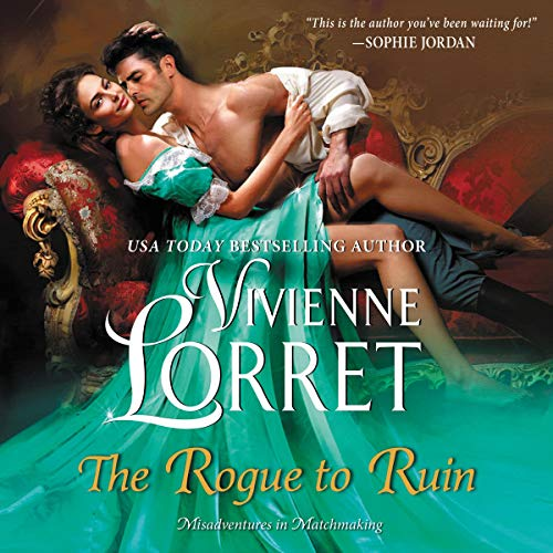 The Rogue to Ruin audiobook cover art