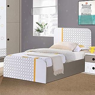 Home Box Zippora Single Bed - 90x190 cms
