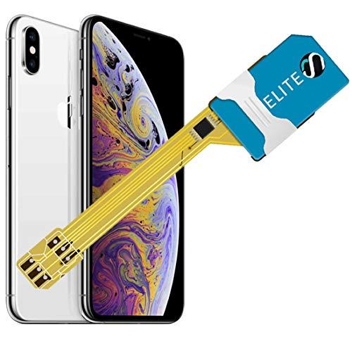 MAGICSIM ELITE para iPhone XS MAX - Adaptador Dual SIM