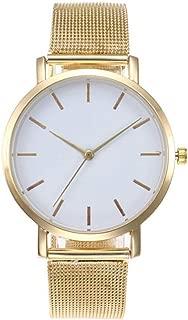 Fashion Women Watches Personality Romantic Rose Gold Strap Watch Women's Wrist Watch Ladies Clock