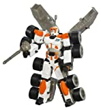 Star Wars: Transformers Clone Commander Cody Turbo Tank Action Figure