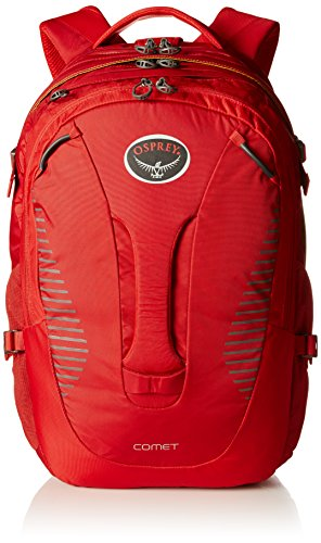 Osprey Packs Comet Daypack (Spring 2016 Model), Phoenix Red