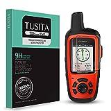 [2-Pack] TUSITA Tempered Glass Screen Protector Bundle for Garmin inReach SE+,inReach Explorer+ Plus - HD Clarity Protective Film - Handheld GPS Navigator Accessories