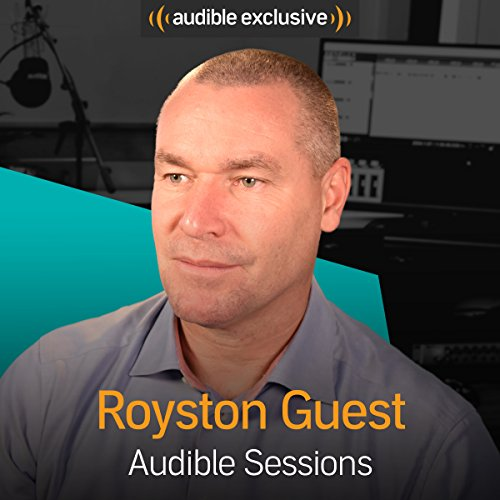 Royston Guest audiobook cover art