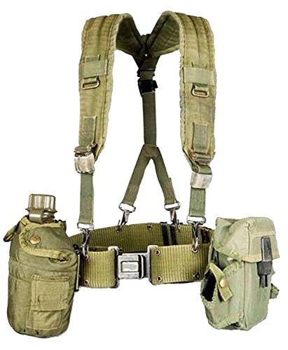 USGI Suspender Belt with Canteen Kit (Large)